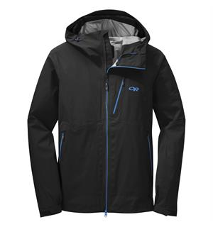 OR Axiom Jacket Sort/Blå Prisvinnende skalljakke til herre