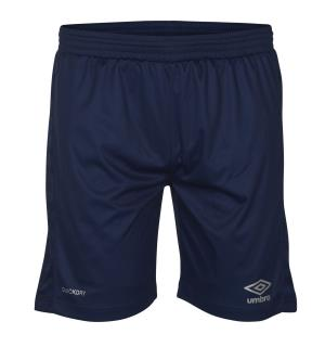 UMBRO Sublime Shorts jr Marine 140 Sublimert teknisk spillershorts