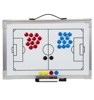 PROLINE Tactic Board Football A3 Ass OS Taktikktavle fotball str. A3