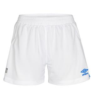 UMBRO UX Elite Shorts W Hvit/Blå 38