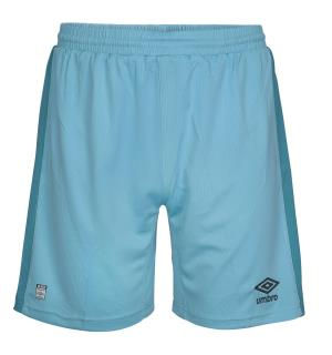 UMBRO UX Elite Keeper Shorts Turkis M Teknisk keepershorts